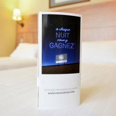 Отель KYRIAD PARIS EST - Bois de Vincennes 3* Стандартный номер с различными типами кроватей