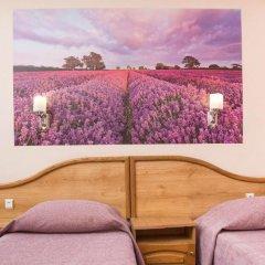 Отель Дафи 3* Стандартный номер с различными типами кроватей фото 13