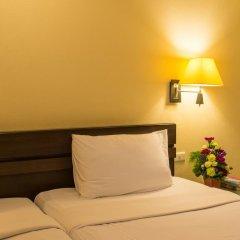 Krabi City Seaview Hotel 2* Улучшенный номер с различными типами кроватей фото 8