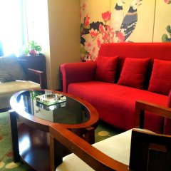 Lijing International Hotel интерьер отеля фото 2