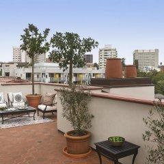 Отель Plaza la Reina 4* Люкс с различными типами кроватей фото 6