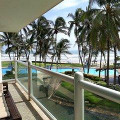 Отель Condominio Mayan Island Playa Diamante балкон