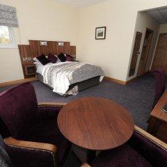 Corick House Hotel & Spa 4* Номер Делюкс с различными типами кроватей