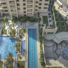 Отель Luxury Staycation - 29 Boulevard Tower Дубай бассейн