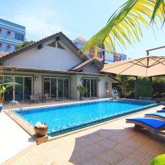 Отель The Snug Airportel Таиланд, Такуа-Тунг - отзывы, цены и фото номеров - забронировать отель The Snug Airportel онлайн бассейн фото 3