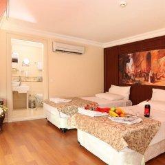 Sirkeci Park Hotel 3* Стандартный номер с различными типами кроватей фото 6