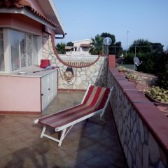 Отель Casa Vacanze Ognina Сиракуза балкон