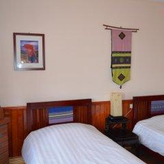 Отель Cat Cat View 3* Улучшенный номер с двуспальной кроватью фото 8