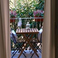 Апартаменты Studio Chateau балкон