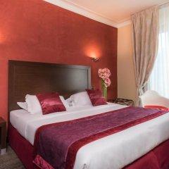 Отель Hôtel Novanox 3* Стандартный номер с различными типами кроватей фото 2