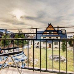 Отель Apartamenty Gronik Zakopane Косцелиско балкон
