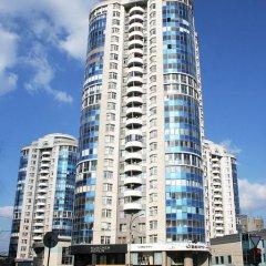 Апартаменты Hhotel Apartments на Радищева 18 Апартаменты с разными типами кроватей фото 14