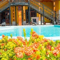 Hotel Antigua Comayagua бассейн фото 2