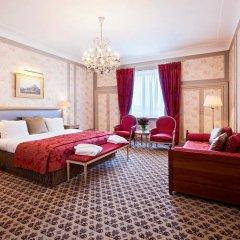 Отель Metropole 5* Улучшенный номер с двуспальной кроватью фото 5