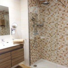 Отель Santa Clara Apartamento Испания, Торремолинос - отзывы, цены и фото номеров - забронировать отель Santa Clara Apartamento онлайн ванная фото 2