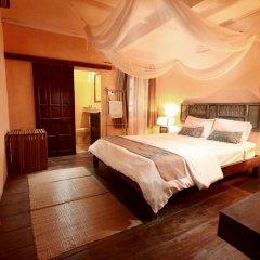 Отель La Tonnelle 2* Стандартный номер с различными типами кроватей фото 4