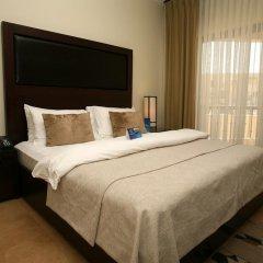 Отель Radisson Blu Tala Bay Resort, Aqaba 5* Стандартный номер с различными типами кроватей фото 5