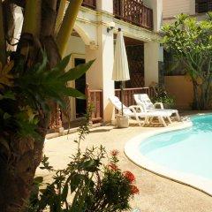 Отель Nanai Villa бассейн