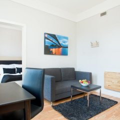 Апартаменты Kristiansand Apartments 3* Улучшенный люкс