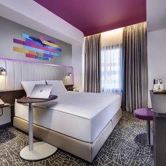 Park Inn by Radisson Izmir 4* Люкс с различными типами кроватей фото 2