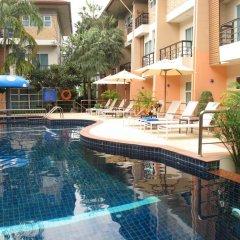 Отель Wonderful Pool house at Kata бассейн фото 2