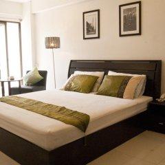 Апартаменты Good Houses Apartment Улучшенный номер разные типы кроватей фото 3