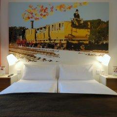 B&B Hotel Nürnberg-Hbf 2* Стандартный номер с 2 отдельными кроватями фото 2