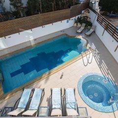 Отель Halle Villa Кипр, Протарас - отзывы, цены и фото номеров - забронировать отель Halle Villa онлайн бассейн