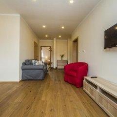 Отель Aparthotel Lublanka 3* Люкс с различными типами кроватей фото 7
