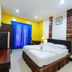 Отель Deeden Pattaya Resort 3* Номер категории Эконом с различными типами кроватей фото 2