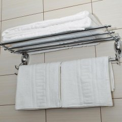 Гостиница Атлантик Стандартный номер 2 отдельными кровати фото 8