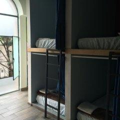 Capsule Hostel Mexico City Кровать в мужском общем номере фото 5