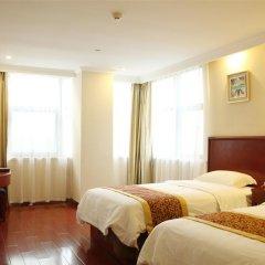 GreenTree Inn JiangXi JiuJiang Railway Station Business Hotel комната для гостей фото 4