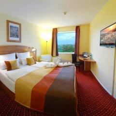 Отель Best Western Amedia Praha 3* Номер Комфорт с различными типами кроватей