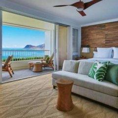 Отель Four Seasons Resort Oahu at Ko Olina 5* Номер с красивым видом с различными типами кроватей фото 7