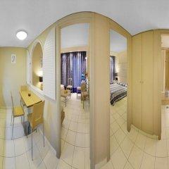 Athineon Hotel 5* Улучшенные апартаменты с различными типами кроватей фото 4