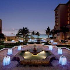 Отель The Ritz-Carlton Cancun пляж фото 5