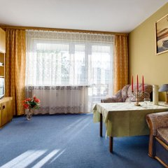 Отель Apartament Zakopane Закопане комната для гостей фото 4
