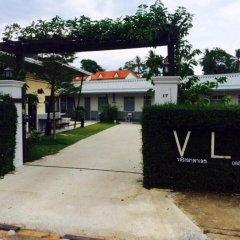 Отель Walaiya Palace парковка