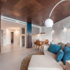 EMA House Hotel Suites 4* Представительский люкс с 2 отдельными кроватями фото 3