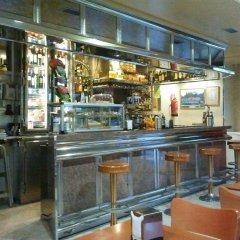 Отель Hostal-Cafeteria Gran Sol гостиничный бар