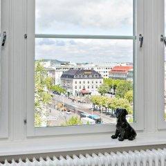 Отель Avenue A1 Улучшенные апартаменты с различными типами кроватей фото 21