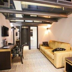 Отель Golden Tulip De Paris 4* Улучшенный номер фото 23