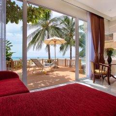Отель Crystal Bay Beach Resort 3* Номер Делюкс с различными типами кроватей фото 8
