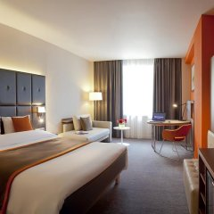 Гостиница Mercure Тюмень Центр 4* Номер Делюкс двуспальная кровать