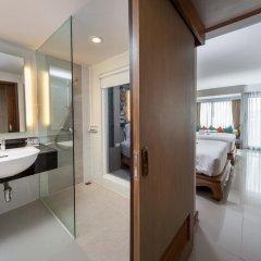 Отель Novotel Phuket Resort 4* Улучшенный номер с 2 отдельными кроватями фото 9