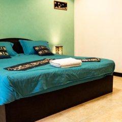 Отель Patong Bay Guesthouse 2* Улучшенный номер с различными типами кроватей фото 16