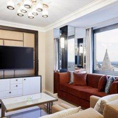 Отель Hilton Budapest 5* Полулюкс с различными типами кроватей фото 6