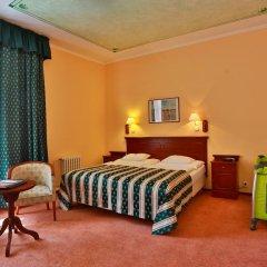 Best Western Plus Hotel Meteor Plaza 4* Стандартный номер с разными типами кроватей фото 7