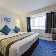 Отель Thistle Barbican Shoreditch 3* Стандартный номер с двуспальной кроватью